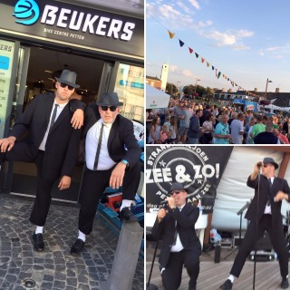 The Beach Blues Brothers