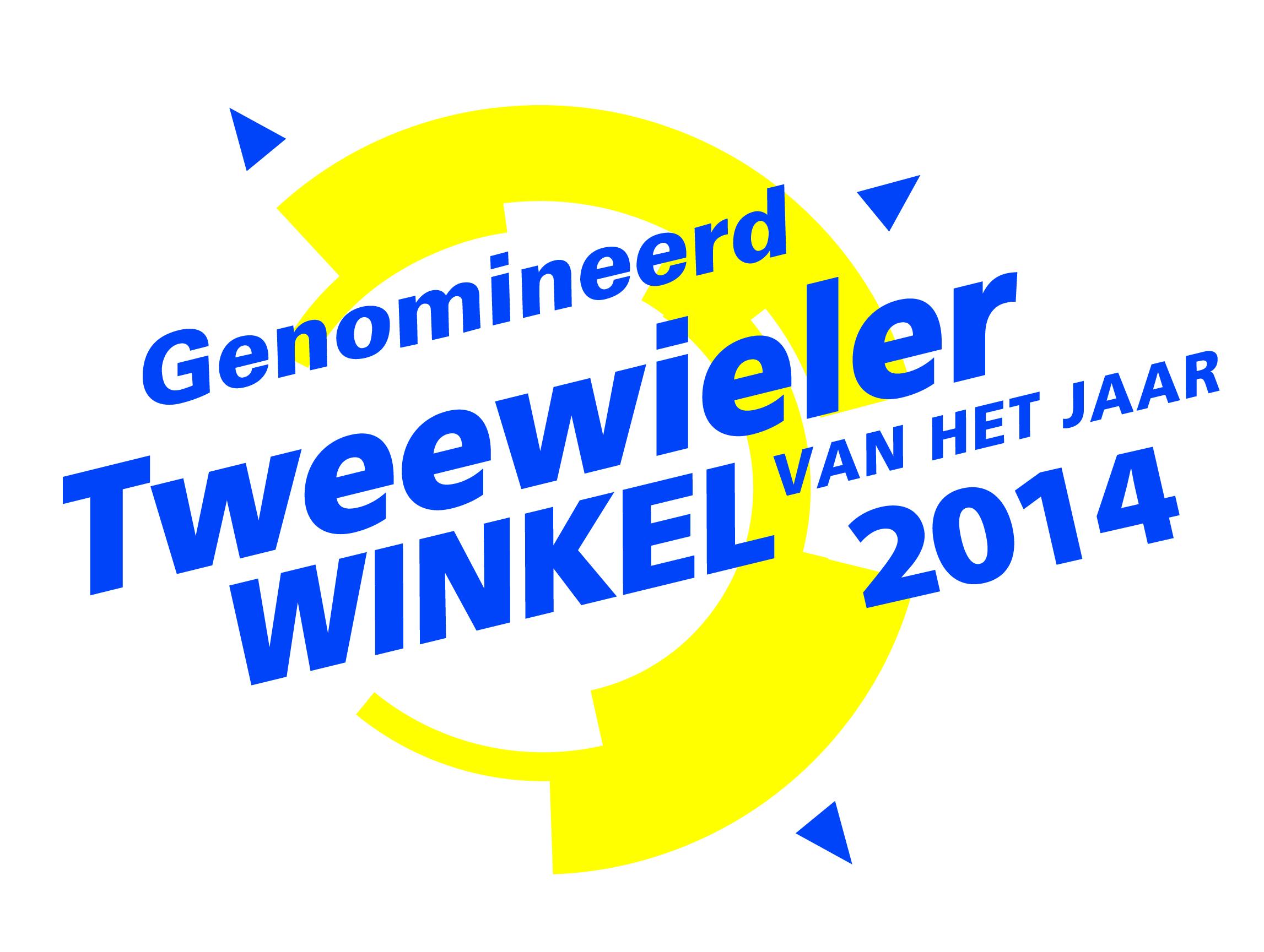 Tweew jaar 2014-Genomineerd