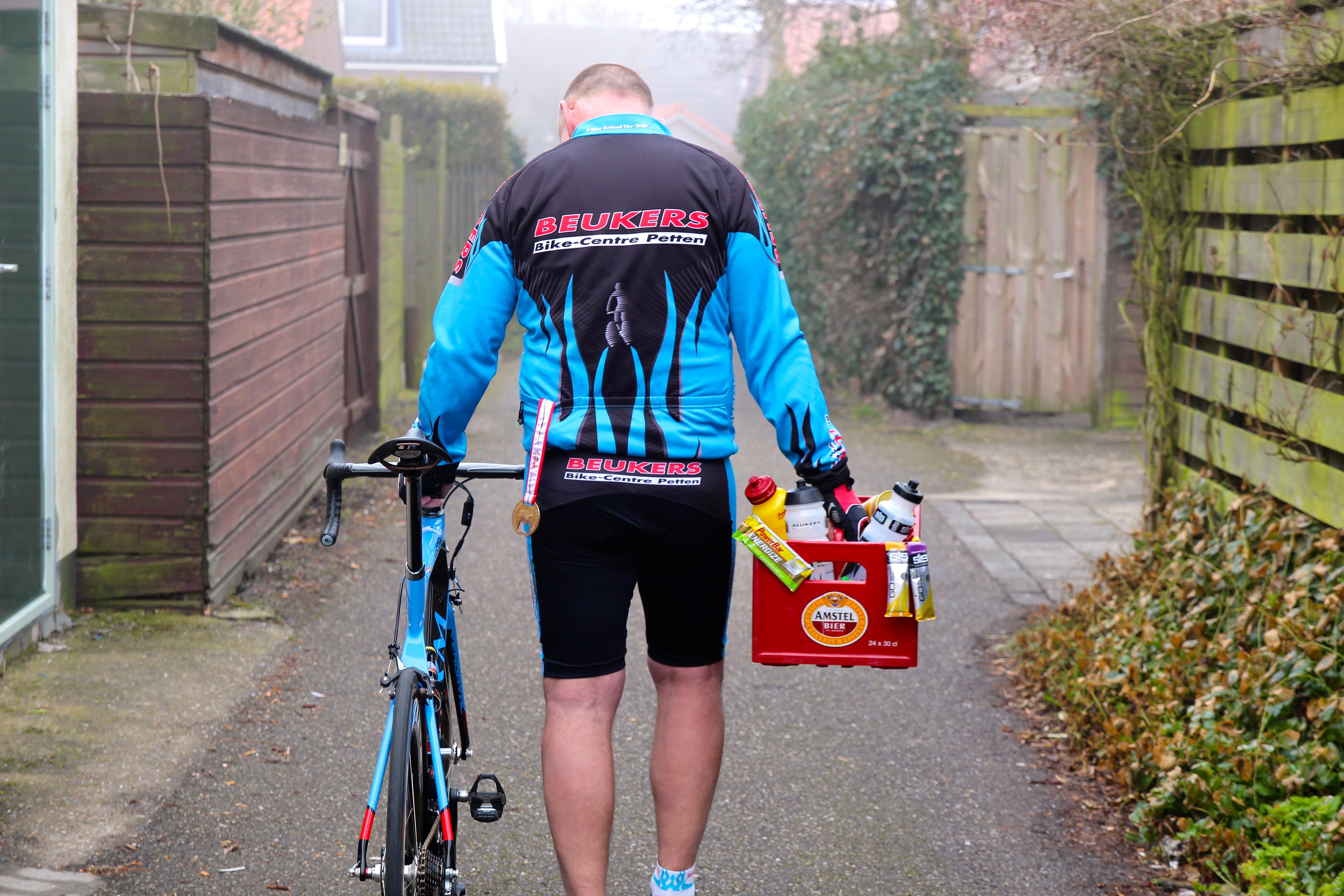 Voeding fietsen