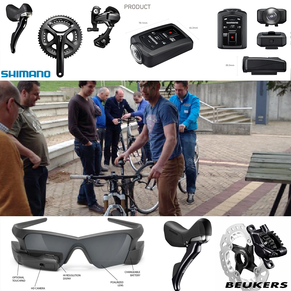 Shimano Product Launch