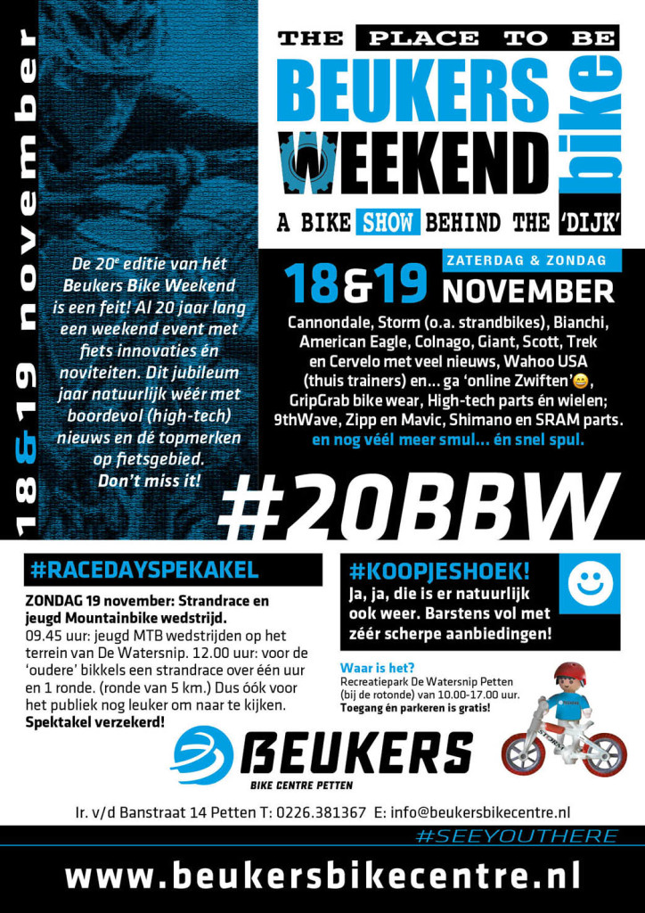 Beukers Bike Weekend 2017