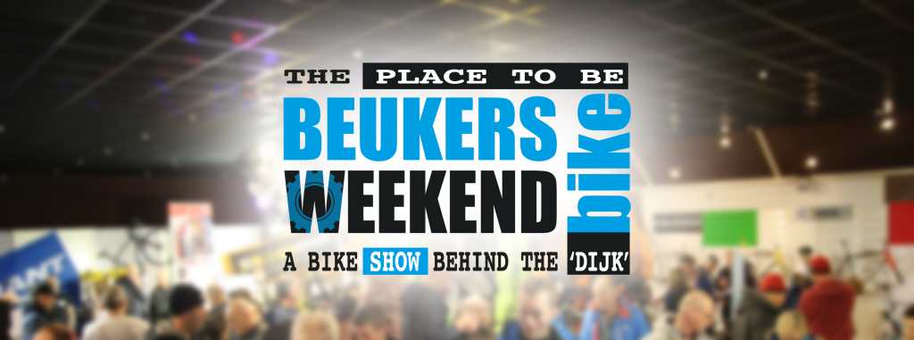 Beukers Bike Weekend 2018 Logo