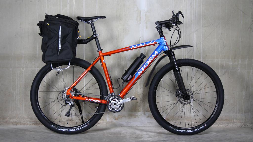 complete-fiets