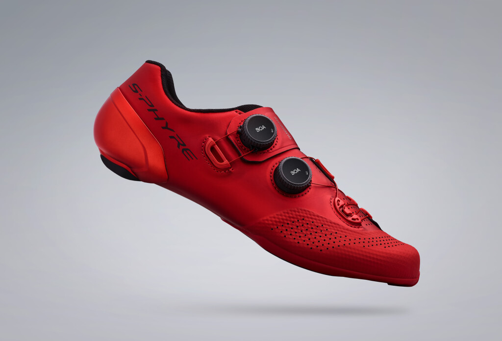 Shimano S-Phyre RC902 Rood