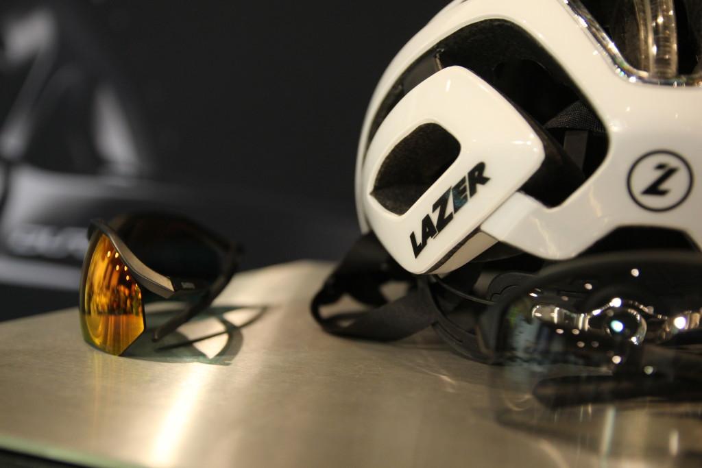 nieuwe lazer helm