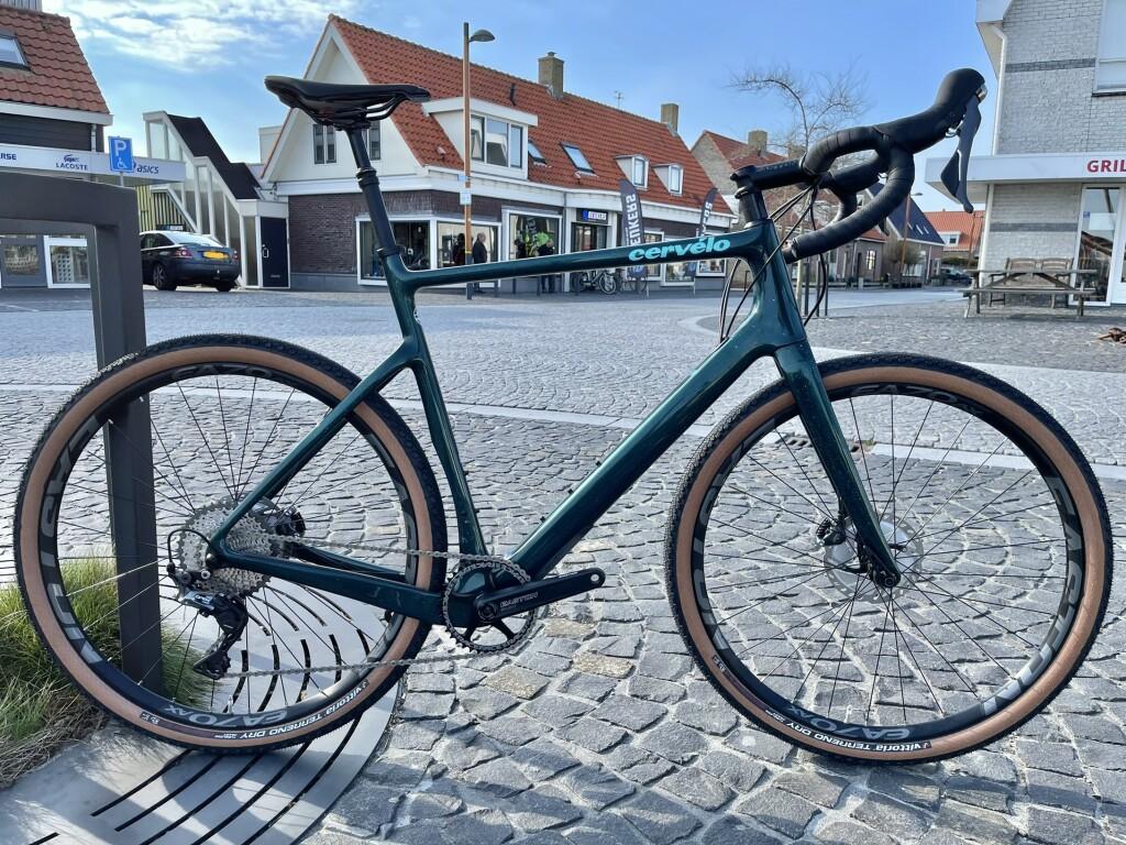 Cervelo Aspero Shimano GRX Gravel bike