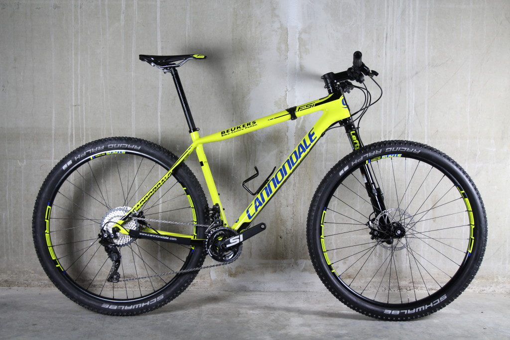 Cannondale F-Si 3