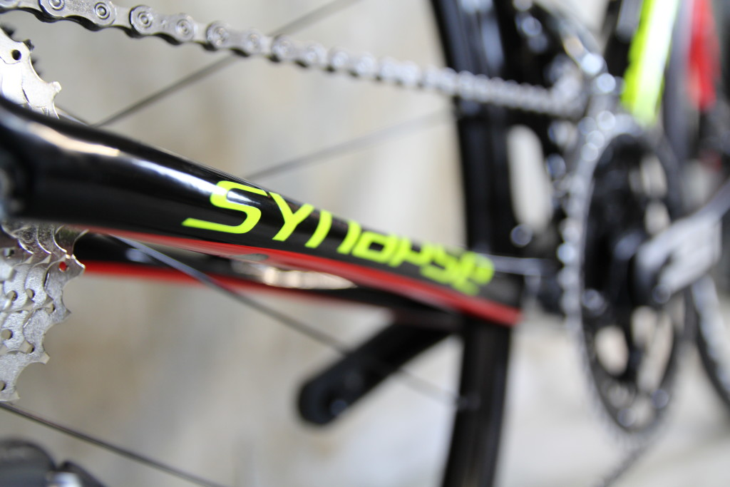 Synapse testfiets