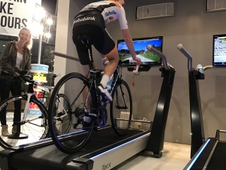 Tacx Magnum Bike Weekend