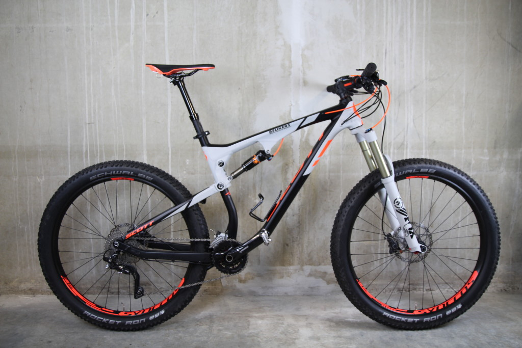 Scott Genius  27+ Full Suspension