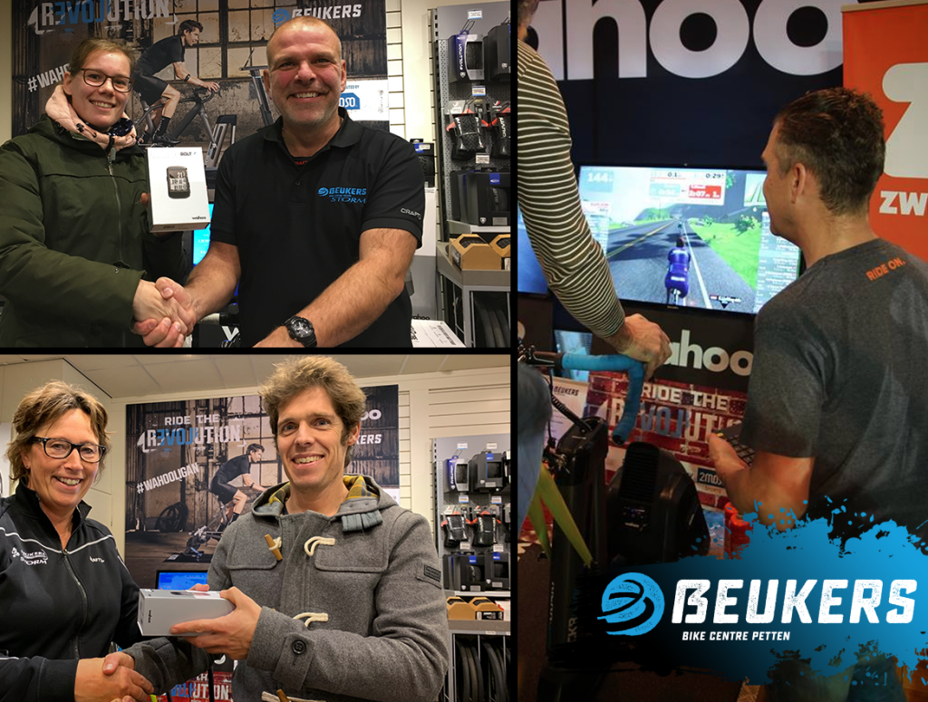 Zwift Wahoo Bolt KOM Challenge Beukers