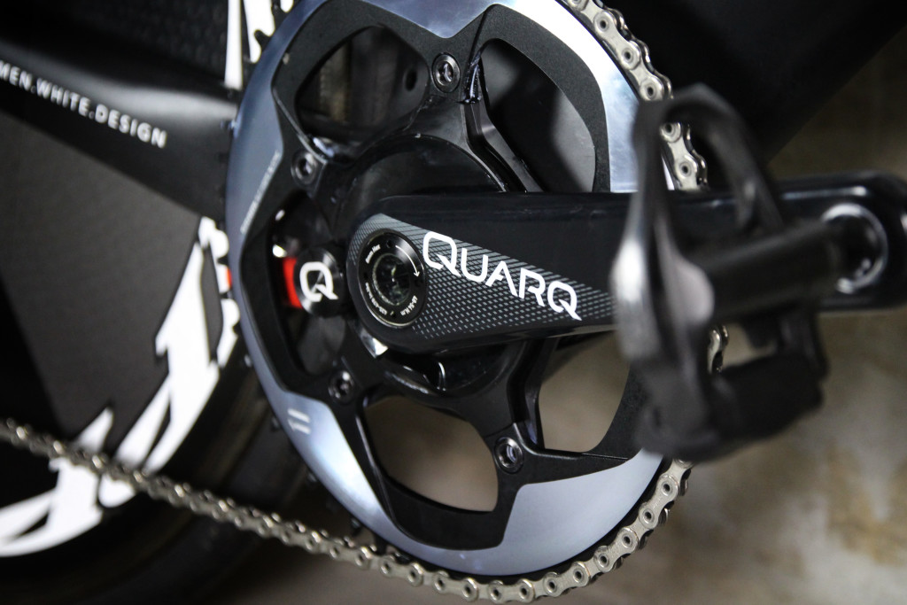 Quarq Powermeter - Aerofit