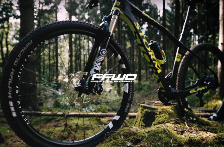 Fast Forward Carbon MTB Wheels: OUTLAW
