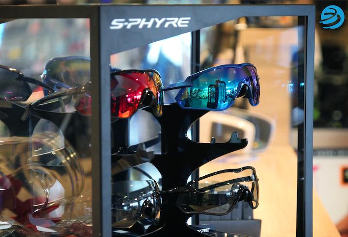 Shimano fietsbril phyre