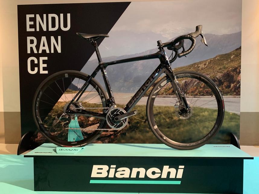 Bianchi Infintio XE Disc