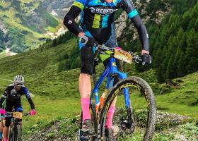 Roy Beukers Bike Transalp