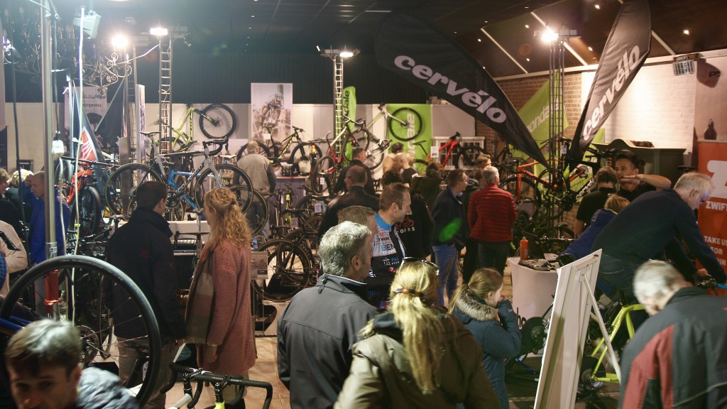Beukers Bike Weekend zaal