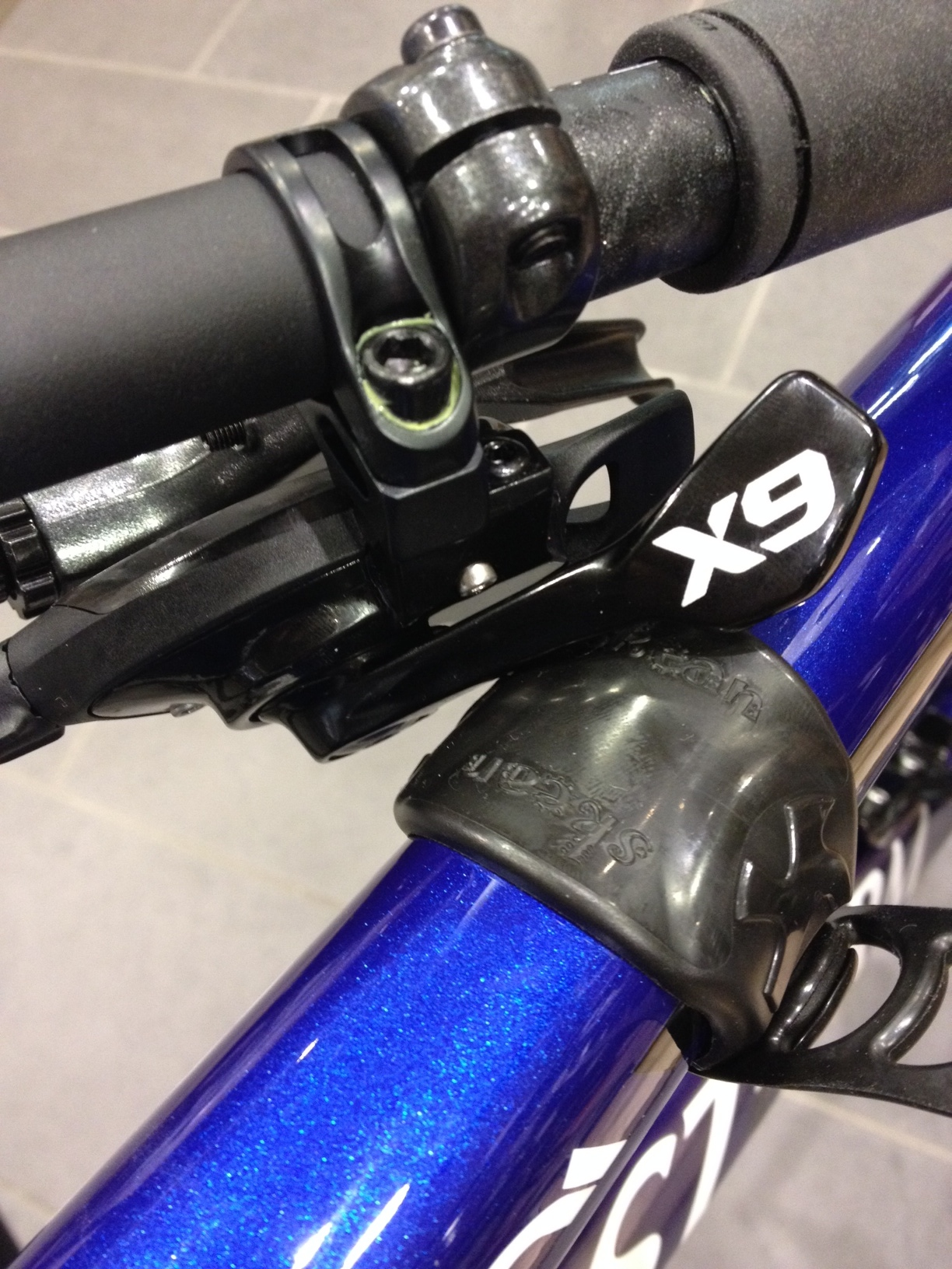 Uitgelezene Skean Top Tube Frame Protector - Beukers TP-17